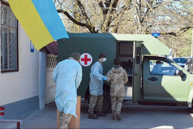 Большинство бойцов ОС отказались от вакцинации от коронавируса