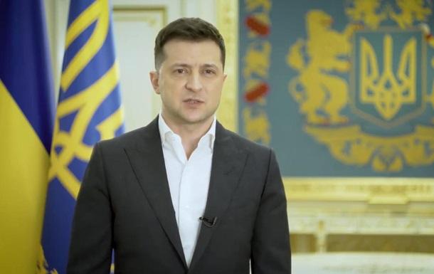 Зеленский заявил, что всем детям будут начислять деньги на личные депозиты