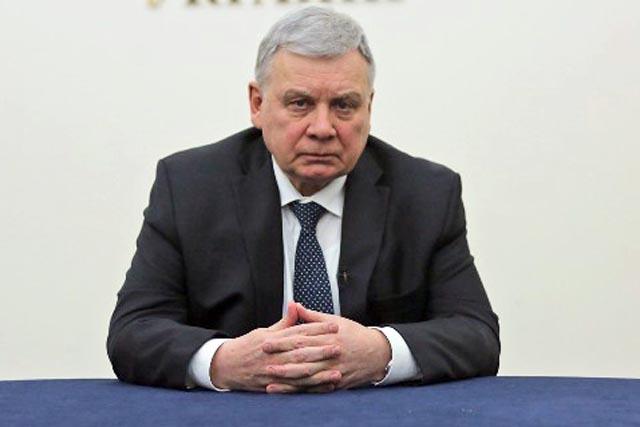 Таран назвал российско-украинскую границу линией фронта
