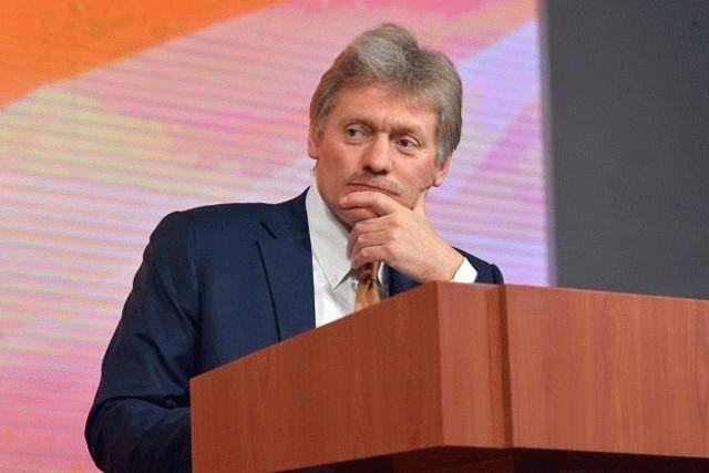 В Кремле объяснили скопление российских войск на границе с Украиной