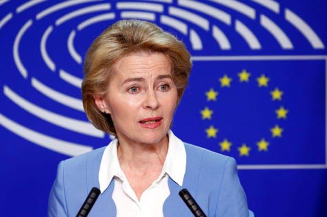 Глава Еврокомиссии ответила на приглашение Зеленского отказом