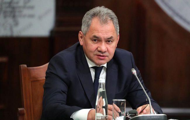 Шойгу сказал, когда Россия уберет войска от украинских границ