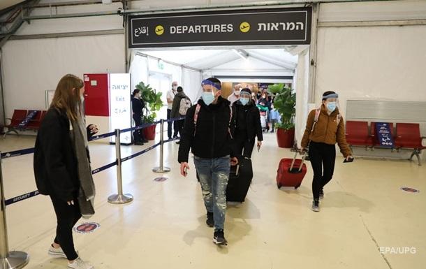 Власти Израиля рекомендовали своим гражданам не посещать Украину