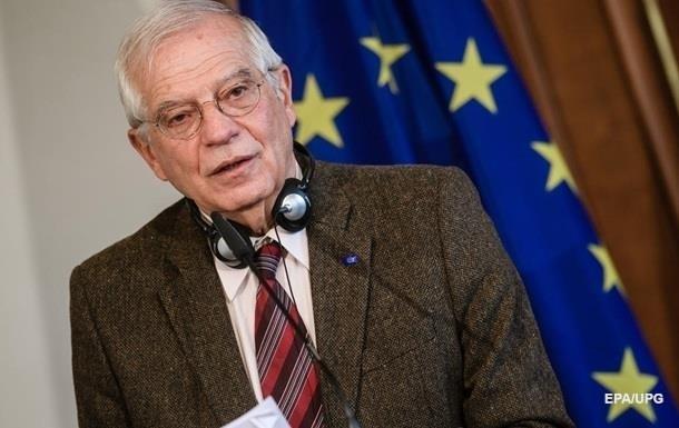 В ЕС отреагировали на переброску российских войск к границе с Украиной