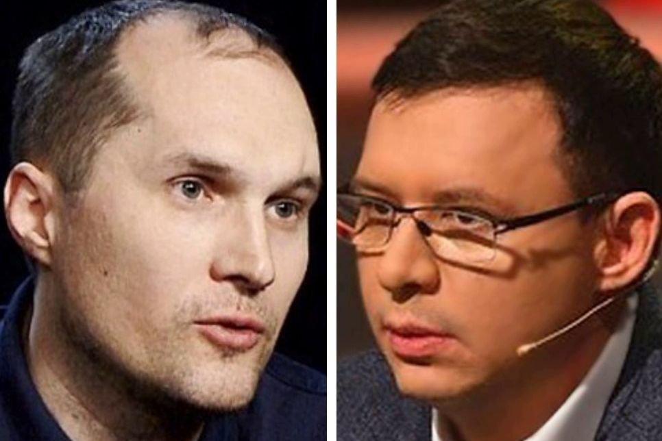 Бутусов и Мураев устроили перепалку в прямом эфире