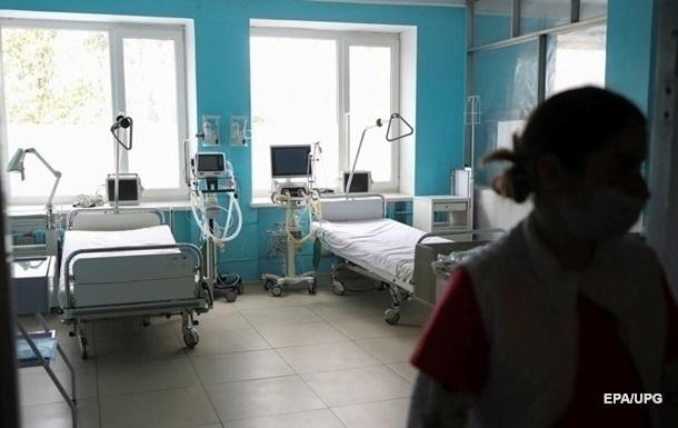 Смертность от коронавируса в Украине: 13% от всех умерших скончались за две последние недели