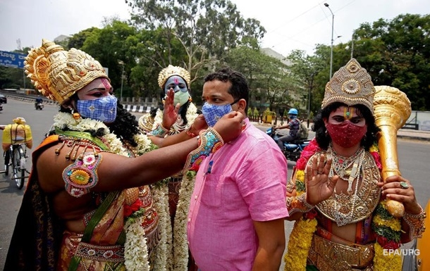 В Индии побит мировой антирекорд по заболеваемости коронавирусом