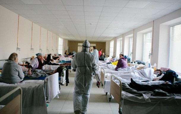 В Украине новый антирекорд по заболеваемости коронавирусом