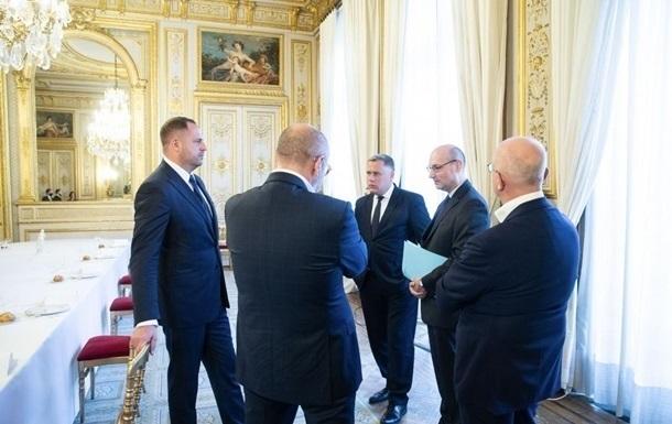 Советники лидеров «нормандской четверки» провели переговоры по Донбассу