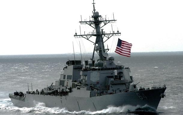 США направили два военных корабля в Черное море