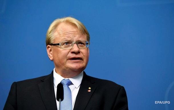 Отвод войск России Швеция назвала дымовой завесой
