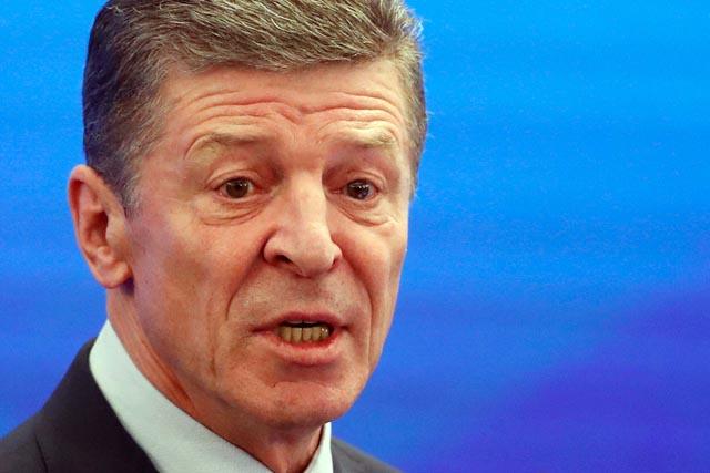 Козак назвал условие российского вторжения в Украину