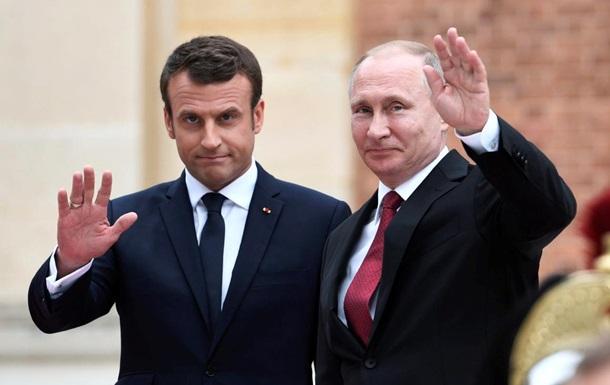 Путин ответил на призыв Макрона по Украине своими требованиями