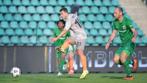 Мораес стал пятым игроком, который забил 100 голов в УПЛ