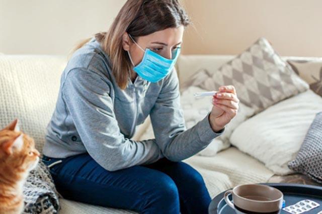 Врачи назвали симптомы новых штаммов коронавируса