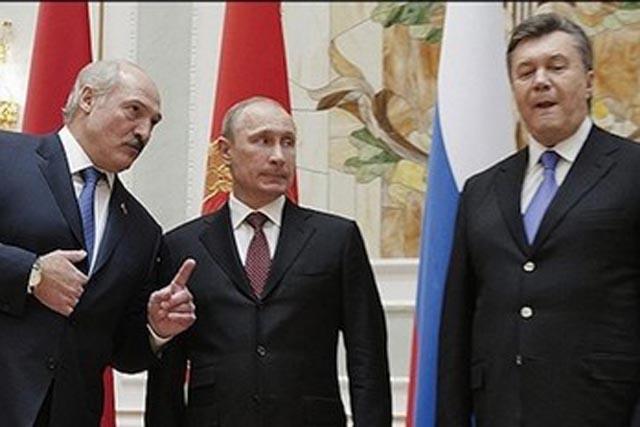 Путин заявил, что готовились убийства Януковича и Лукашенко