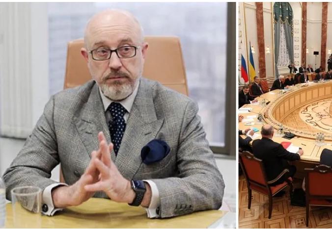Резников назвал главную проблему России в минской ТКГ