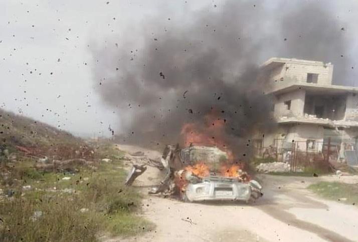 В Сирии повстанцы отбили у российских военных несколько опорных пунктов