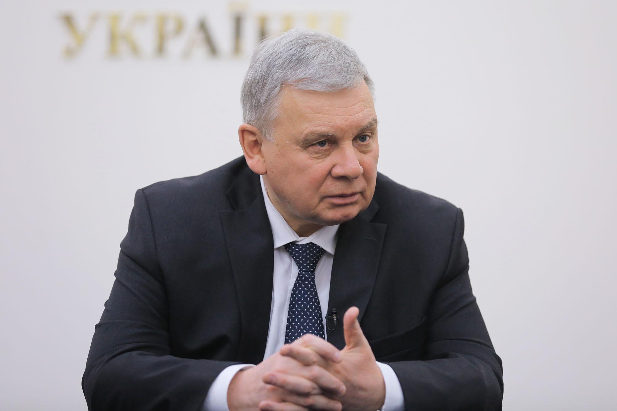 Таран назвал условия вторжения российских войск в Украину