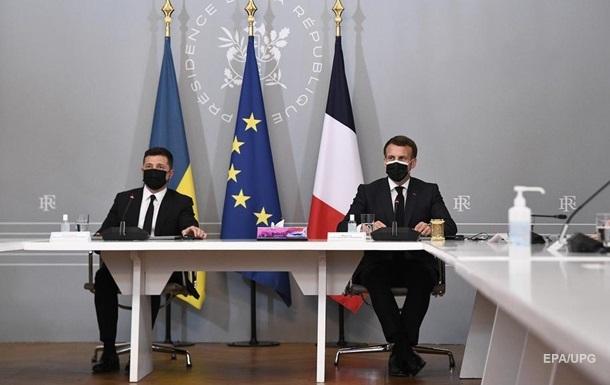 Зеленский заявил о намерении провести переговоры с Путиным
