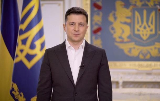 Зеленский отреагировал на скопление российских войск на границе Украины