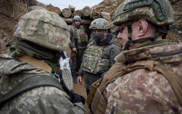 Зеленский выступил с инициативой по Донбассу