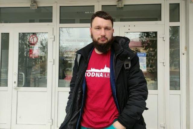 В Беларуси задержали редактора оппозиционного сайта
