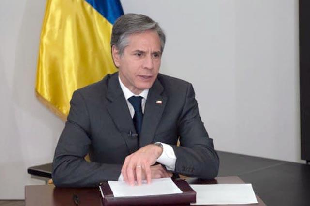 Блинкен выразил удовлетворение визитом в Украину