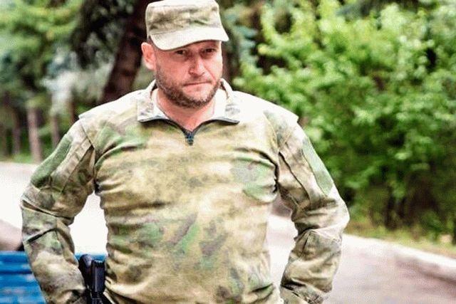 Ярош заявил, что СНБО ввел санкции против чеченцев, которые воевали за Украину