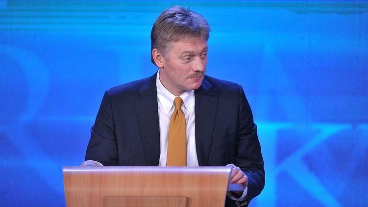 В Кремле ответили на обвинение в поглощении Донбасса