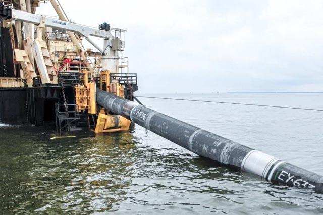США ввели новые санкции против участников проекта «Северный поток-2»