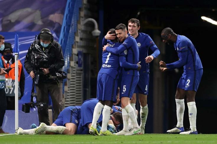 «Челси» выиграл у «Реала» и вышел в финал Лиги чемпионов