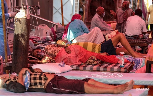 В Индии начинается эпидемия еще одного заболевания, которое связано с COVID-19