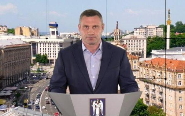 В дом Кличко приехали вооруженные силовики