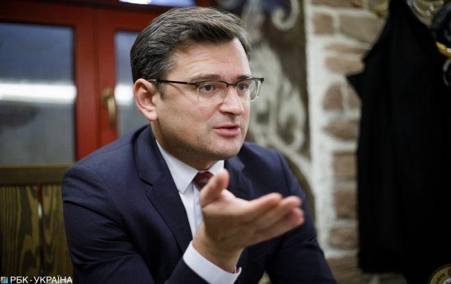 Кулеба рассказал, почему Украина не дает ОРДЛО особый статус