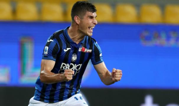 Малиновский вновь забил гол за «Аталанту»