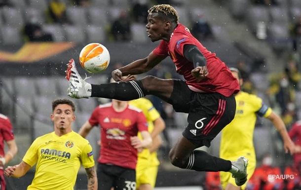 «Вильярреал» выиграл у МЮ финал Лиги Европы в серии пенальти