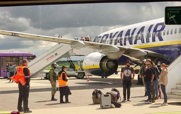 Самолетам Беларуси могут запретить полеты над ЕС