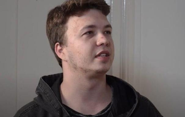 Протасевич в составе «Азова» был ранен под Мариуполем