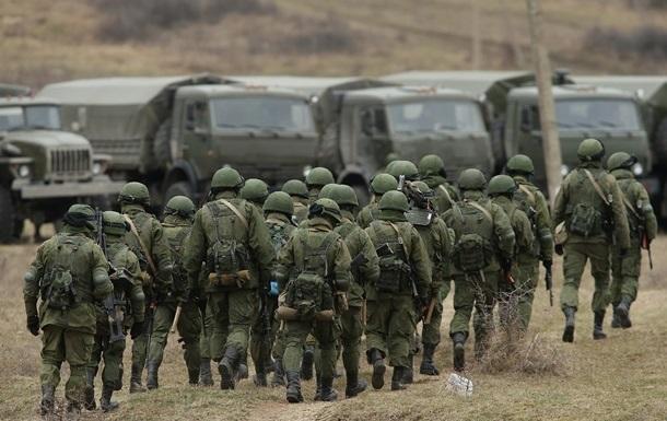 Россия оставила на границе с Украиной 80 тысяч военных