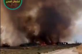 В Сирии повстанцы нанесли удар по российским наемникам