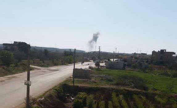 Израиль нанес авиаудар по российским наемникам в Сирии