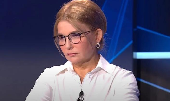 Тимошенко и Милованов поругались в прямом эфире