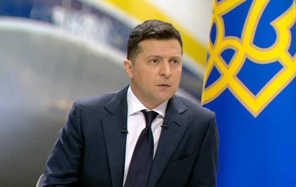 Зеленский ввел санкции против главарей «ДНР», «ЛНР» и Крыма