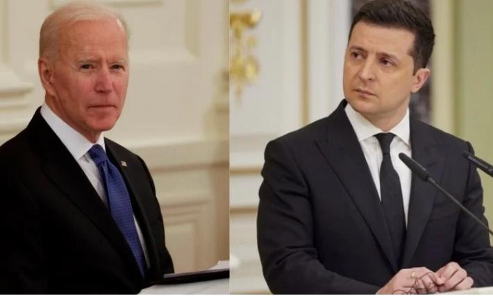 Байден переговорит с Зеленским перед встречей с Путиным