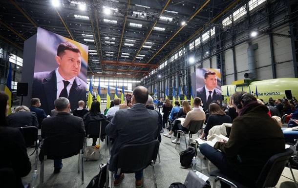 Зеленский назвал условие проведения референдума по Донбассу