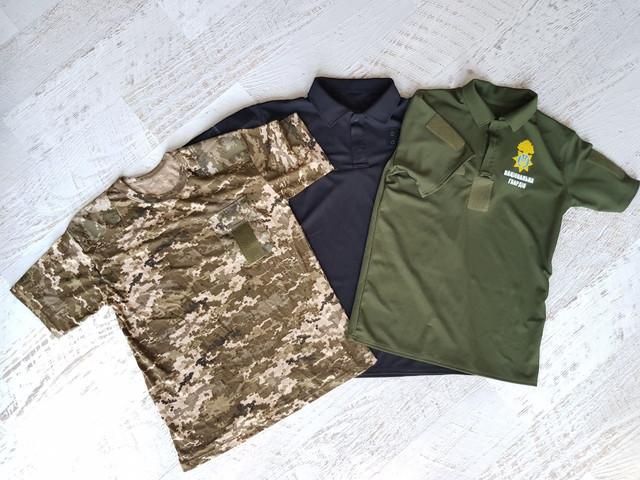 Широкий ассортимент качественных военных футболок