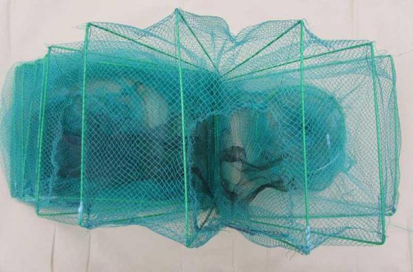 Раколовки ручной работы для промышленной рыбалки
