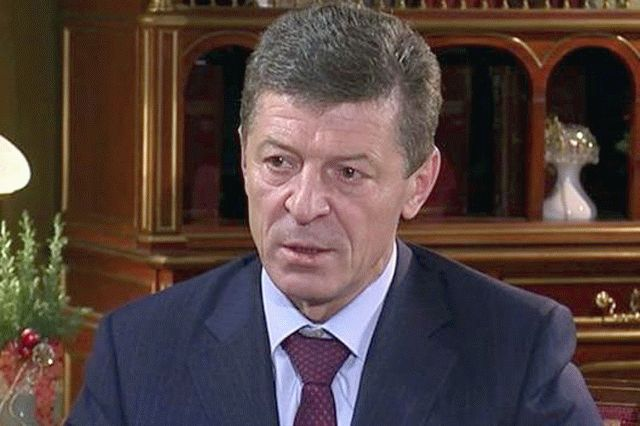Козак высказался о переговорах Путина с Байденом по Донбассу