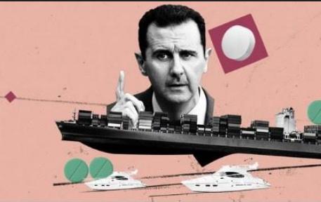Россия устроила в Сирии мировой центр наркоторговли